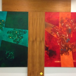 Contemporary Mauri Artist at the Suter Gallery.