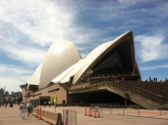 The Sydney Opera House. Is it any wonder that Sydney is one of the most photographed cities in the world?