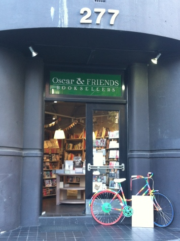 No city is complete without a great, independent bookstore!