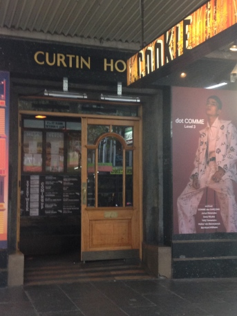 The Curtin House, home to several floors of great shops and restaurants to explore.