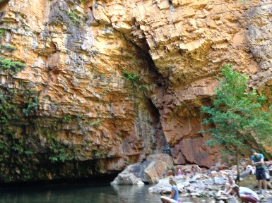 Another view of Emma Gorge.