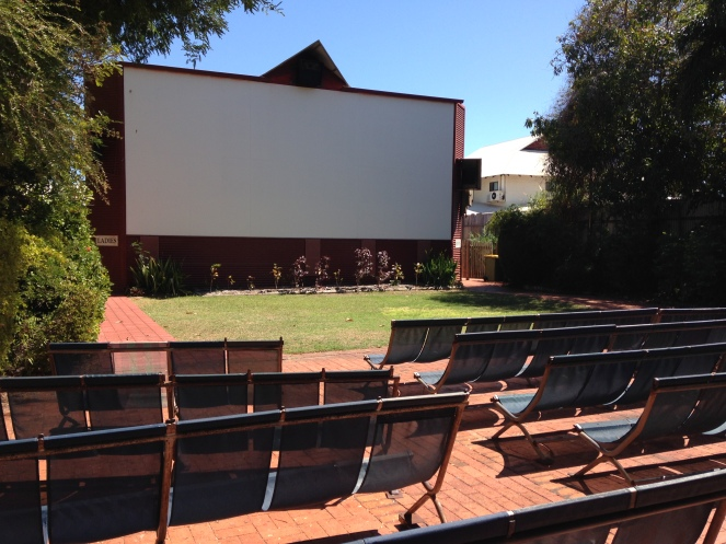 Sun Pictures opened up in 1916. Today it is the oldest open-air cinema in the world.