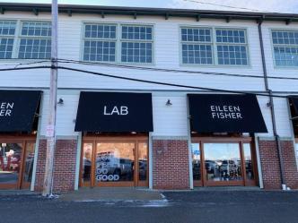 Eileen Fisher retail store.